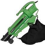 Furrion 7104B 2600 W Leaf Blower Vacuum Shredder