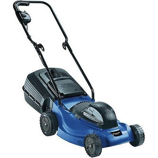 Aldi 1400w 37cm lawnmower is it an einhell the garden for Aldi gardening tools 2015