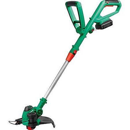 Qualcast 18 volt Li-ion cordless grass trimmer