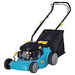 Tesco Hand Push Petrol Lawn Mower, 98.5cc
