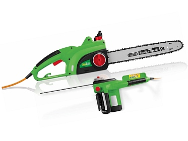 Florabest Electric Chainsaw on offer at at Lidl