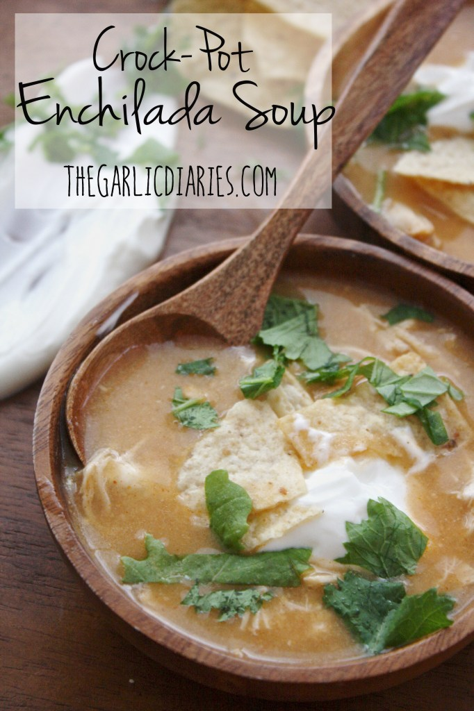 Crock-Pot Enchilada Soup