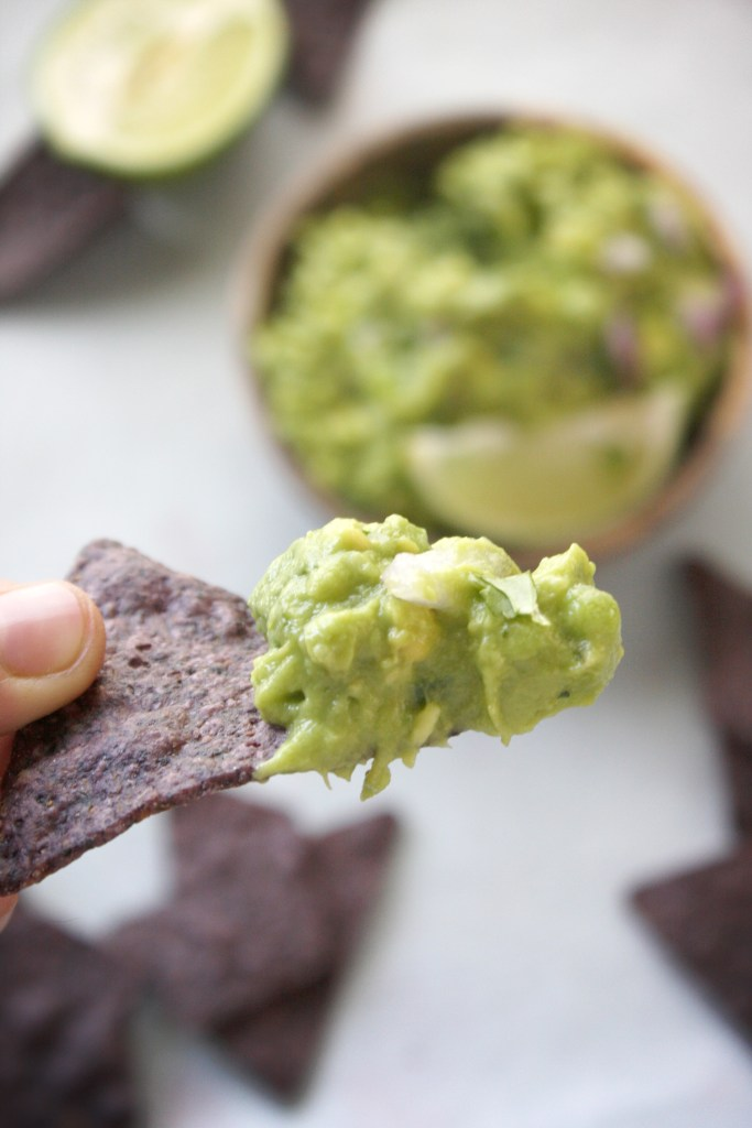 Perfect Guacamole -- TheGarlicDiaries.com