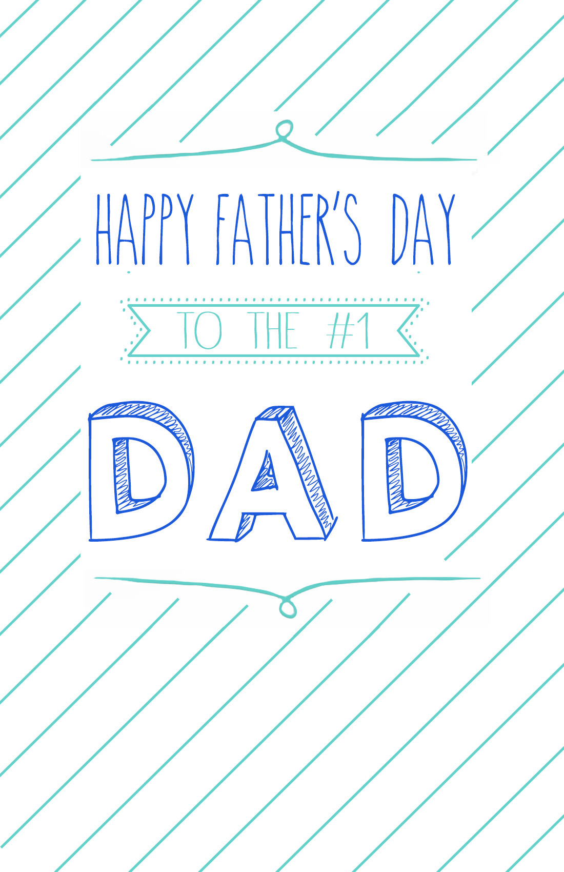 Free Printable Father S Day Cards