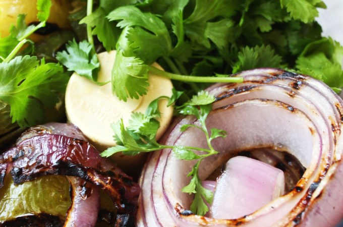 Grilled Salsa Verde