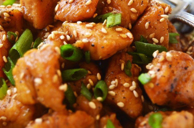 Quick and Simple 5 Ingredient Teriyaki Chicken