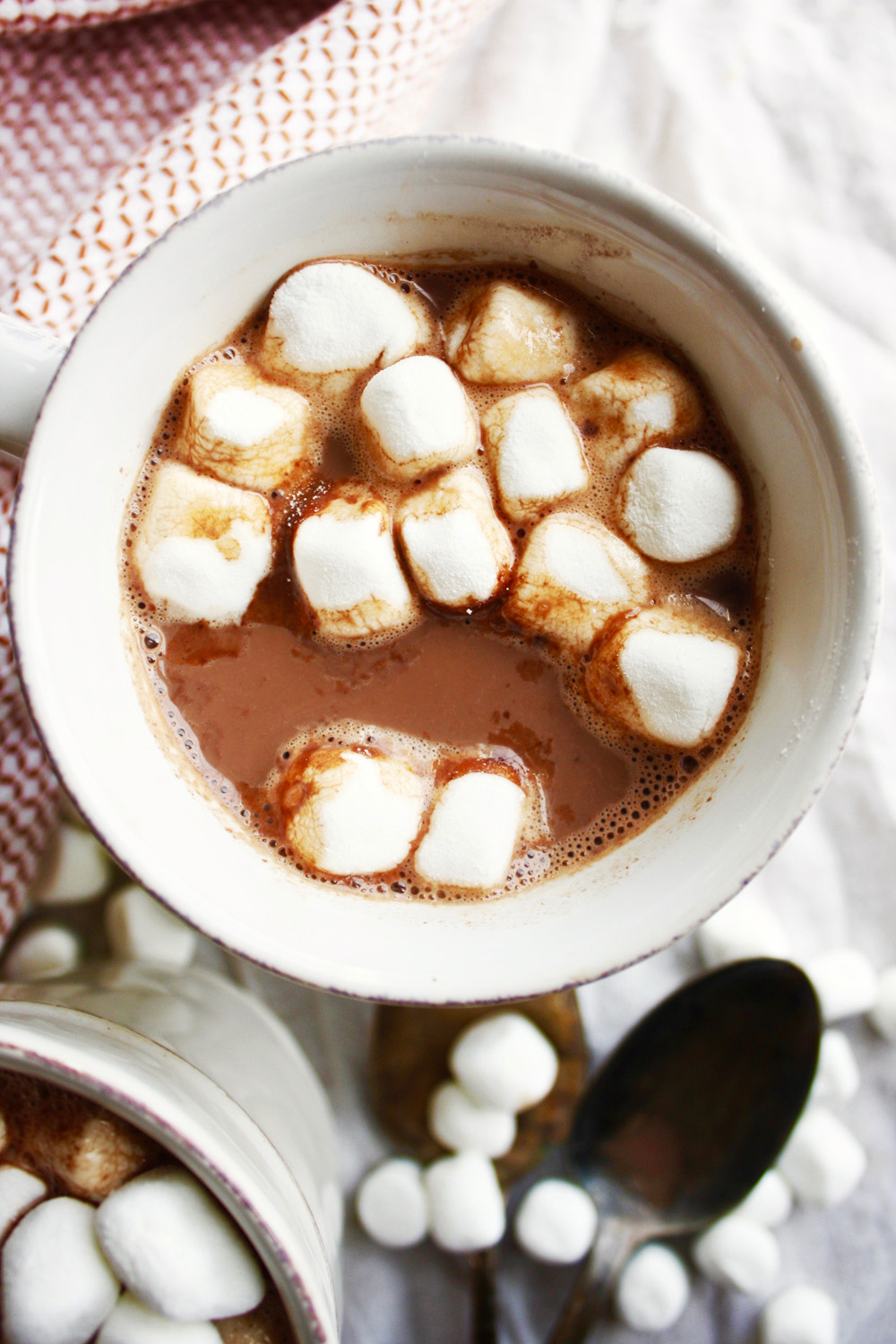 Ultimate 5 Minute Homemade Hot Chocolate