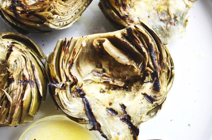 THE Ultimate Artichokes (Instant Pot + Grilled)