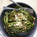 Charred Asian Green Beans - This delicious side dish is easy to throw together and packs so much flavor! #whole30 #paleo TheGarlicDiaries.com