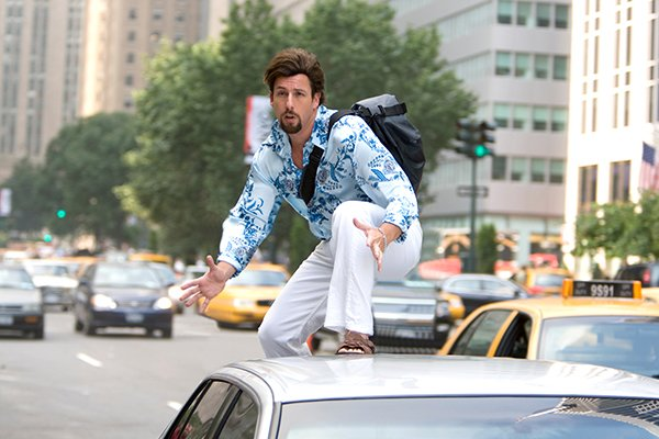 You Don\'t Mess With The Zohan