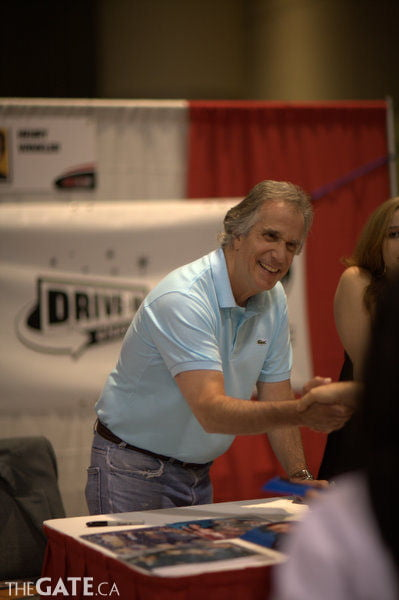 Fan Expo: Henry Winkler