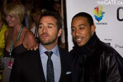 Jeremy Piven and Ludacris