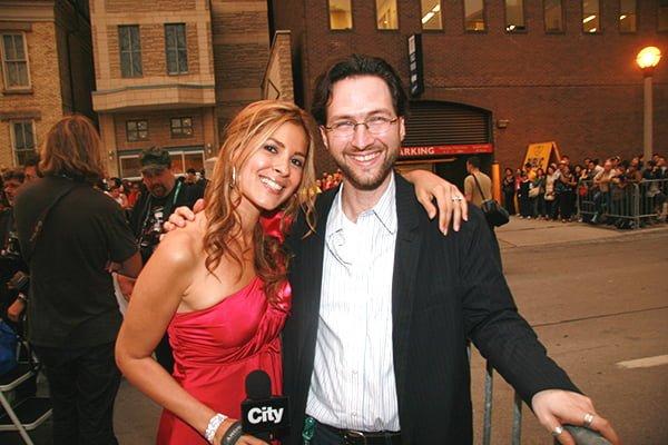 TIFF 08: Dina Pugliese & Andrew Powell