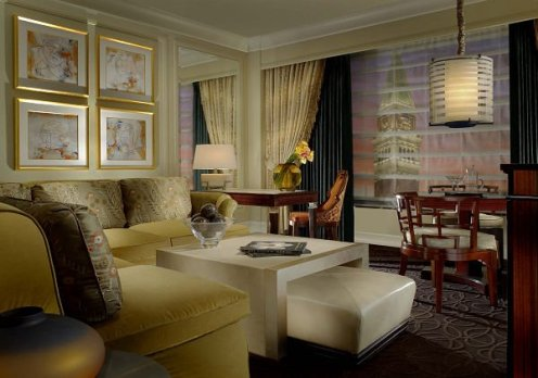 The Palazzo - Guestroom 3