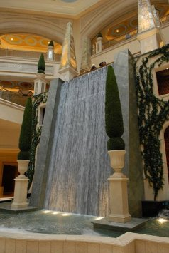 The Palazzo - Waterfall