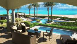Grace Bay Club: The Estate First Floor