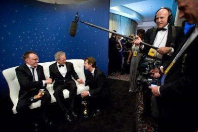 Danny Boyle, Steven Spielberg & Christian Colson