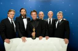 Sean Penn & Oscar presenters