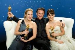 Kate Winslet, Sean Penn & Penelope Cruz