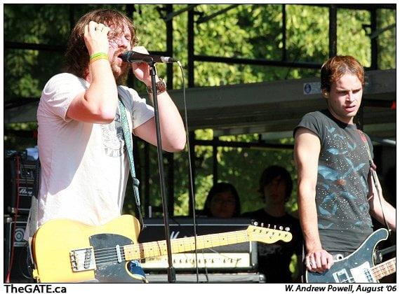 Wakestock performers