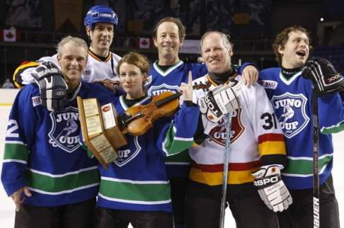 Juno Cup: The Rockers