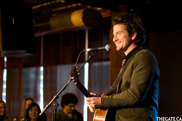 Matt Nathanson at the Hard Rock Cafe