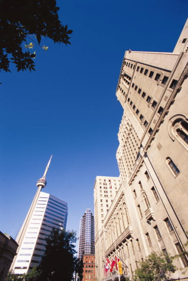 Toronto's Royal York Hotel