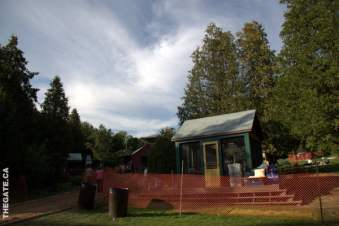 Camp Rock 2 Set - Small Cabin