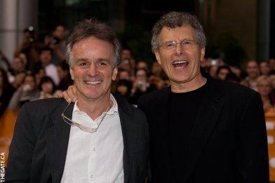 Screenwriter John Colle and director Jon Amiel