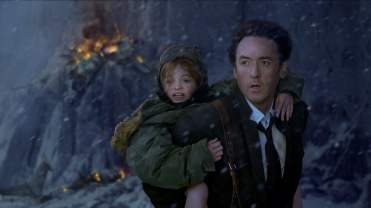 Lily Morgan and John Cusack in 2012
