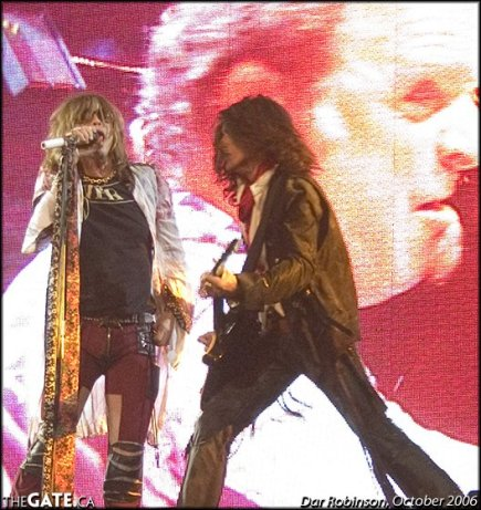 Aerosmith in Toronto #9