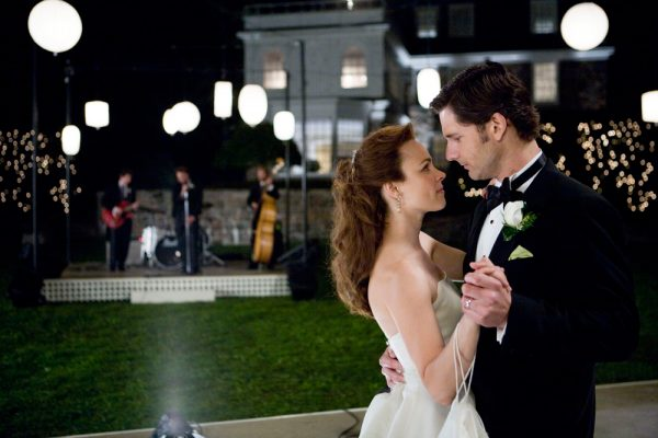 Rachel McAdams and Eric Bana in The Time Traveler's Wife