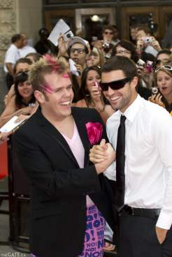 Perez Hilton and Brody Jenner