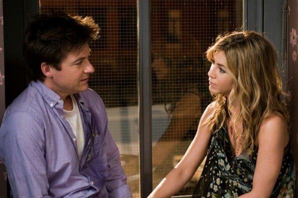 Jason Bateman and Jennifer Aniston in The Switch