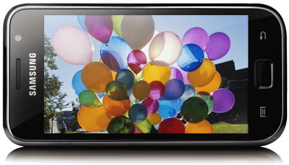 Bell's Samsung Galaxy S Vibrant