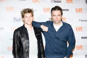 Weeds co-stars Hunter Parrish and Justin Kirk