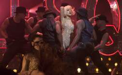 Christina Aguilera in Burlesque #2