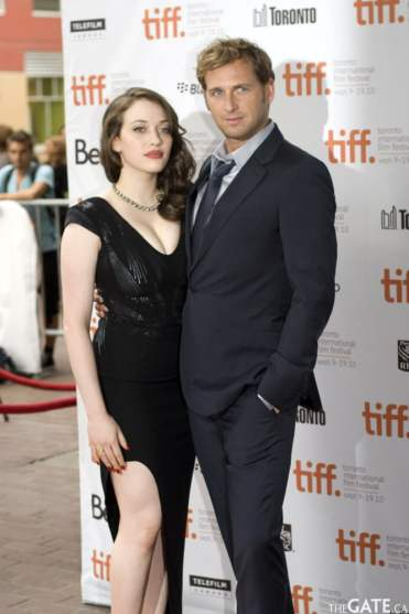 Kat Dennings and John Lucas