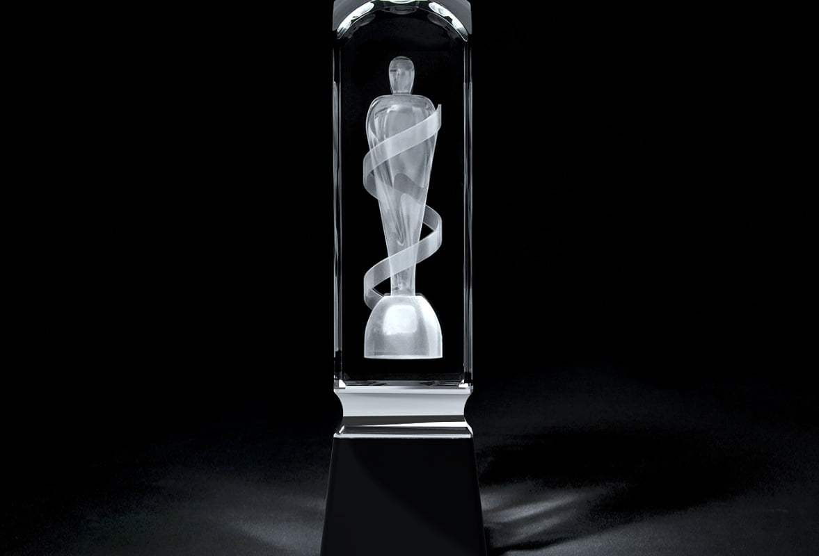 2011 Juno Awards Statuette