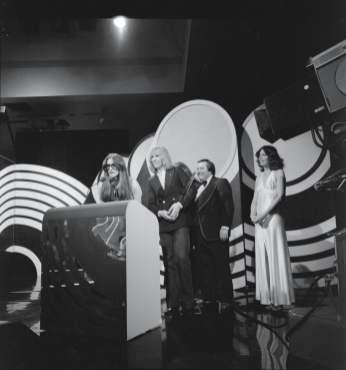 Geddy Lee and Alex Lifeson (1978)