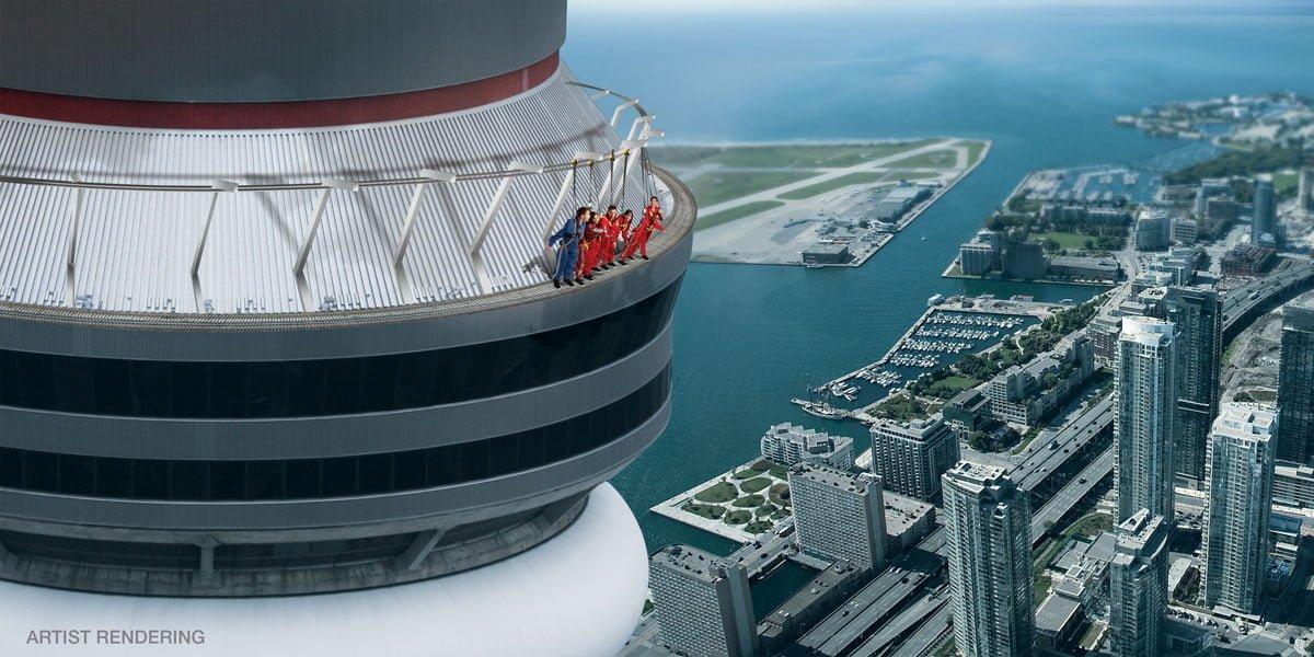 CN Tower - EdgeWalk