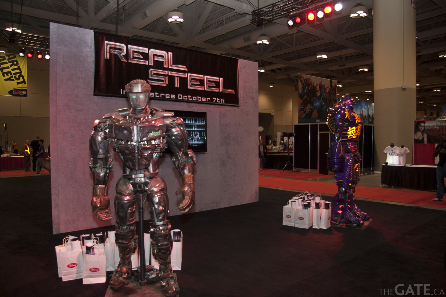 Robots of Real Steel