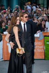 Angelina Jolie and Brad Pitt #2