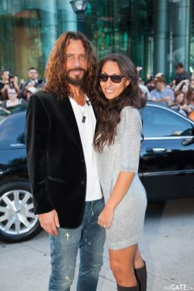Chris Cornell and guest