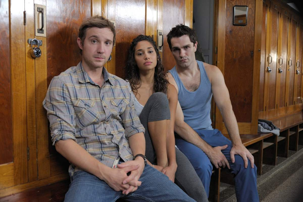 The cast of Being Human