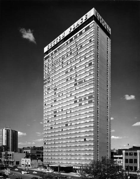 Sutton Place Hotel Toronto - full exterior