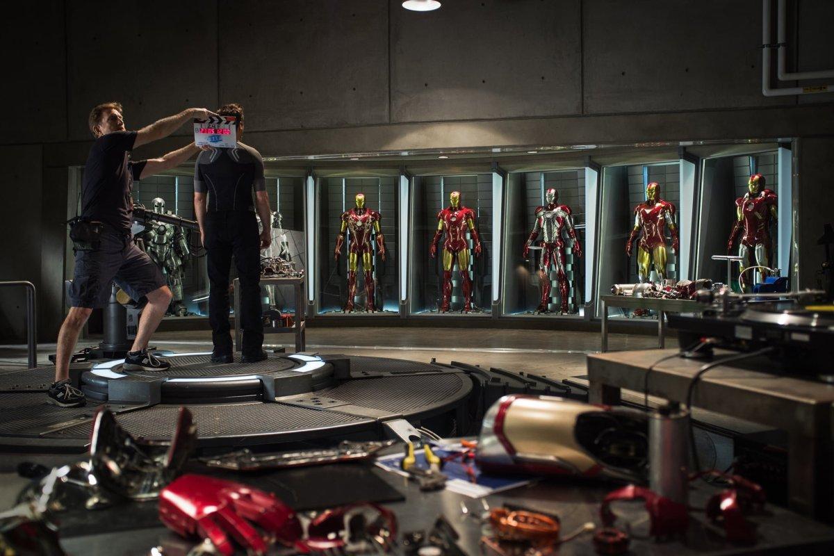 Iron Man 3 begins filming