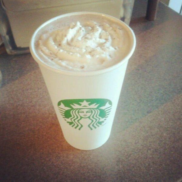 Photo: My free Starbucks birthday coffee.