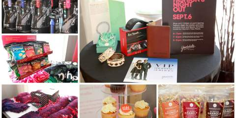TIFF 2012 Tastemakers Gift Lounge