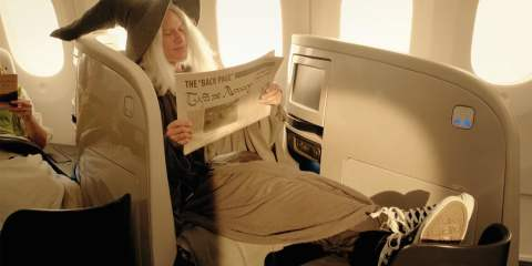 Air New Zealand's An Unexpected Briefing